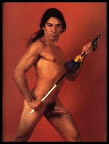 native american sex men